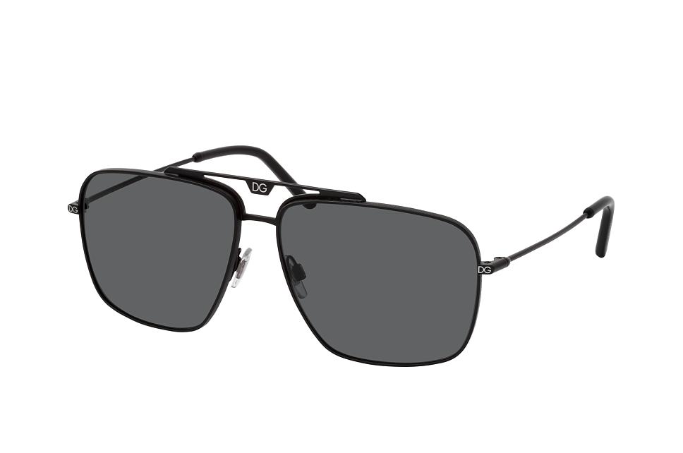 dolce&gabbana -  DG 2264 110681, Quadratische Sonnenbrille, Herren, polarisiert