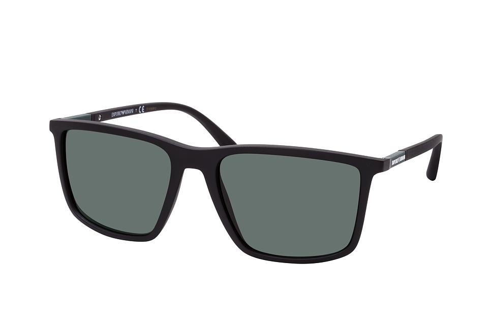 emporio armani -  EA 4161 504271, Quadratische Sonnenbrille, Herren, in Sehstärke erhältlich