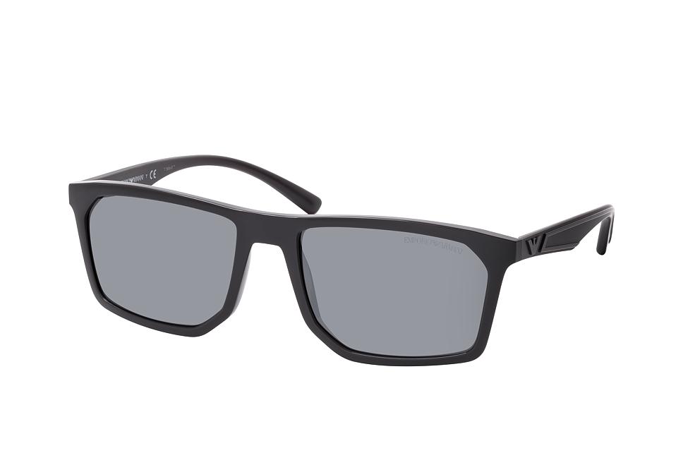 emporio armani -  EA 4164 54516G, Quadratische Sonnenbrille, Herren, in Sehstärke erhältlich