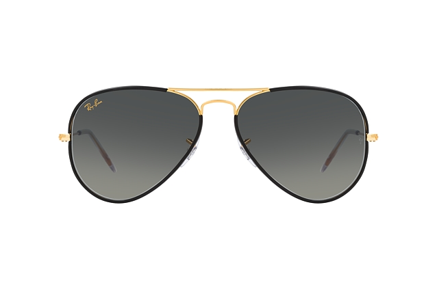 Ray-Ban Aviator Full RB 3025JM 919671 perspective view