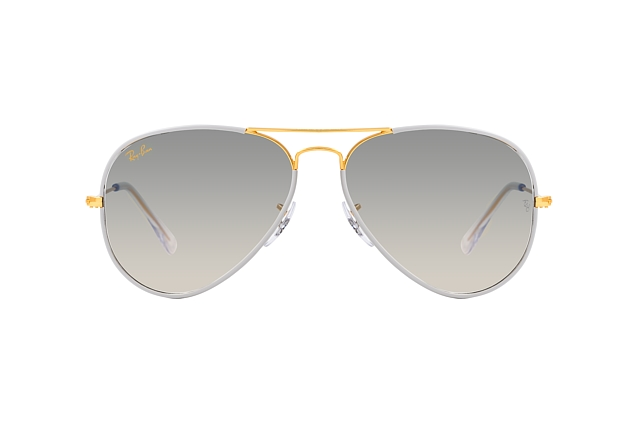 Ray-Ban Aviator Full RB 3025JM 919632 perspective view