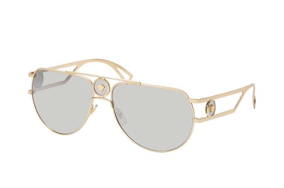 versace -  VE 2225 12526G, Aviator Sonnenbrille, Herren