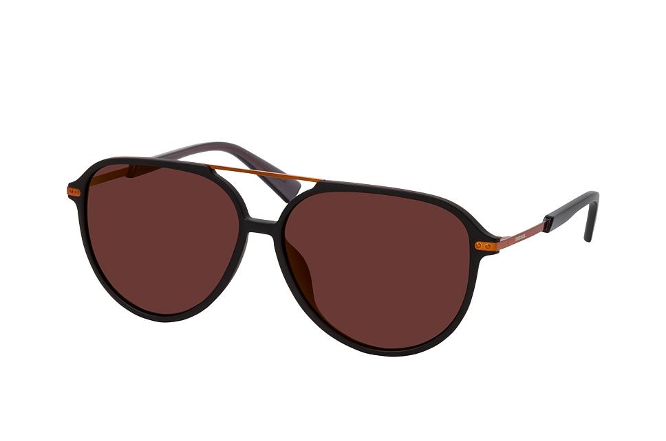 diesel -  DL 0352 02C, Aviator Sonnenbrille, Herren, in Sehstärke erhältlich