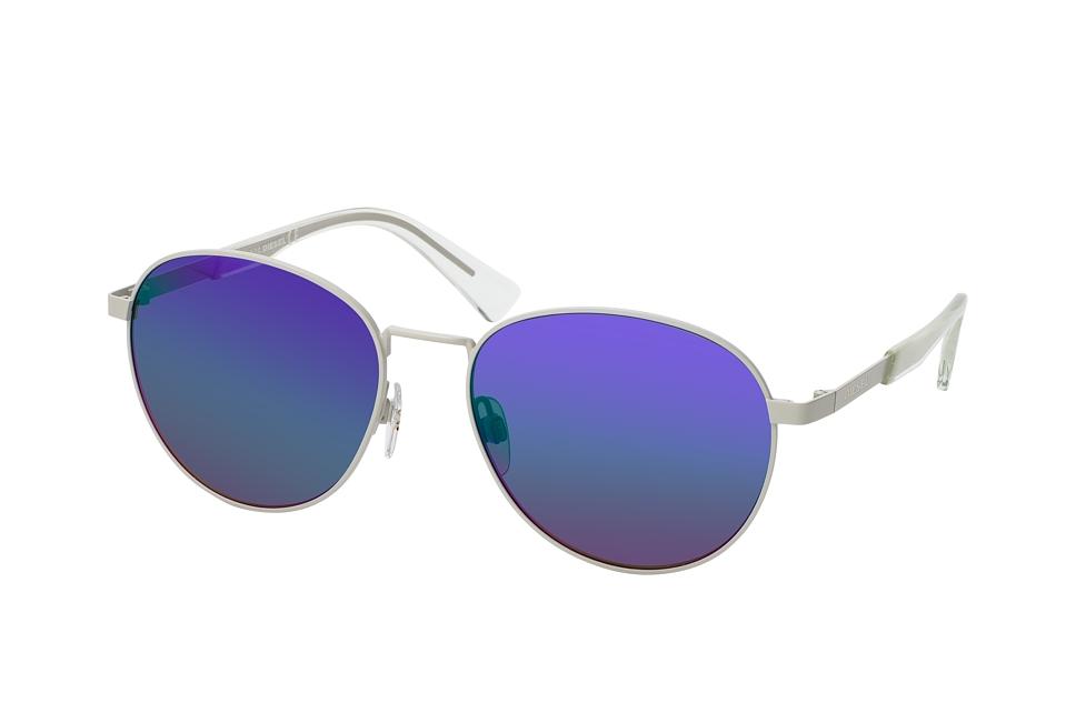 diesel -  DL 0355 20X, Runde Sonnenbrille, Herren, in Sehstärke erhältlich