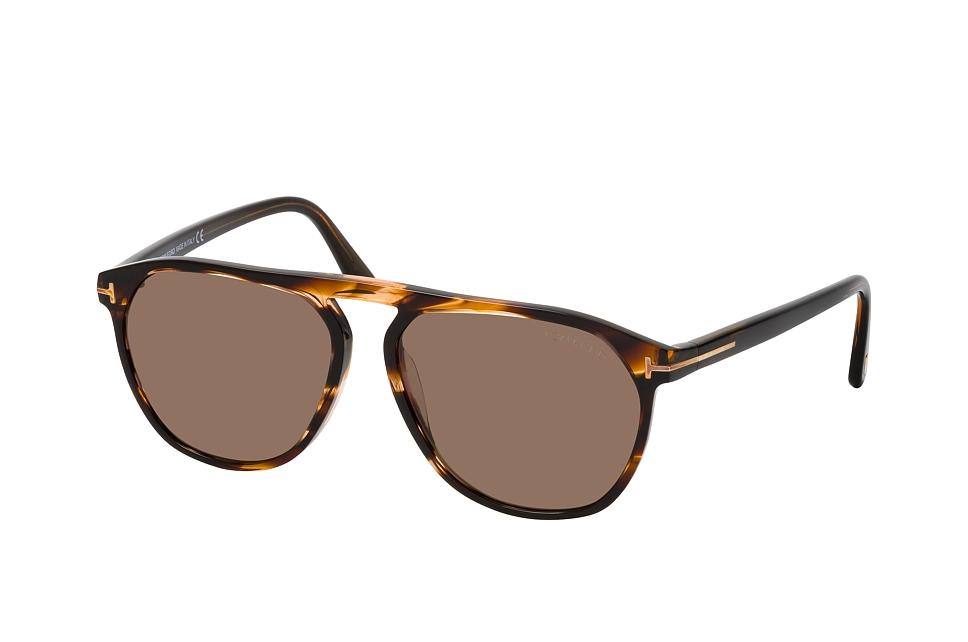 tom ford -  Jasper-02 FT 0835 56E, Aviator Sonnenbrille, Herren, in Sehstärke erhältlich