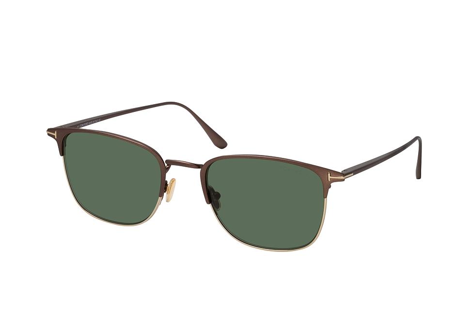 tom ford -  Liv FT 0851 49N, Quadratische Sonnenbrille, Herren, in Sehstärke erhältlich