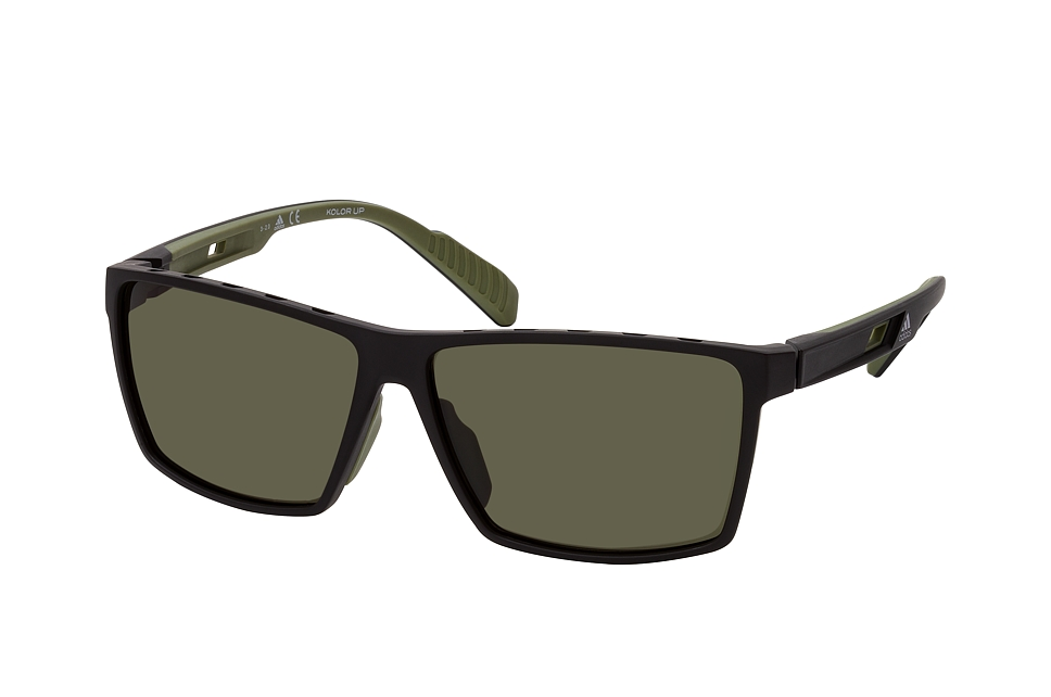 adidas -  SP 0034 02N, Quadratische Sonnenbrille, Herren