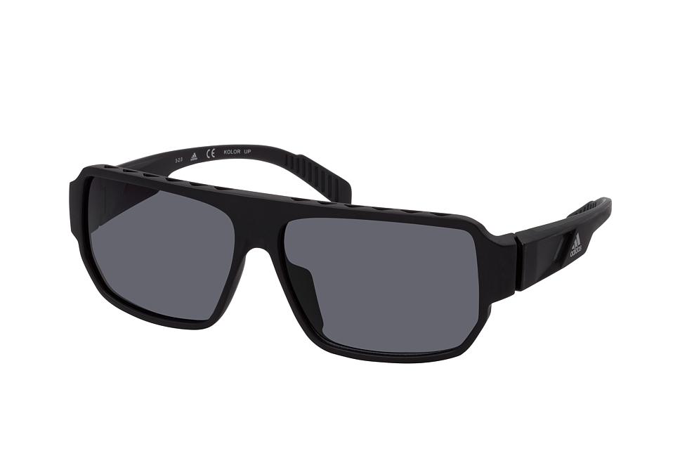 adidas -  SP 0038 02A, Quadratische Sonnenbrille, Herren