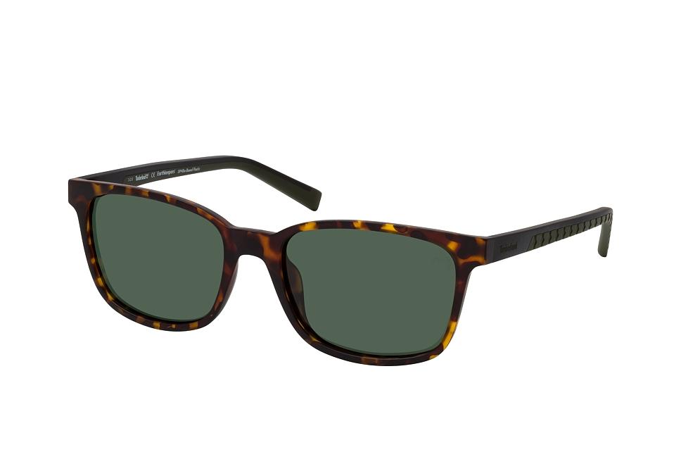 timberland -  TB 9243 52R, Quadratische Sonnenbrille, Herren, polarisiert, in Sehstärke erhältlich