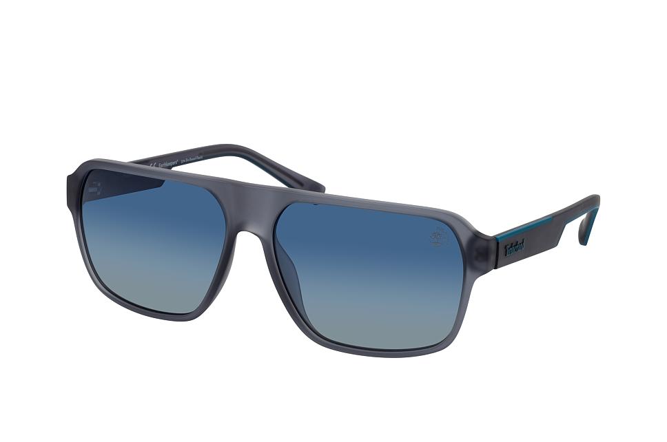 timberland -  TB 9254 20D, Quadratische Sonnenbrille, Herren, polarisiert
