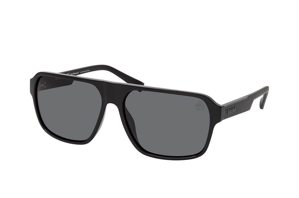 timberland -  TB 9254 01D, Quadratische Sonnenbrille, Herren, polarisiert