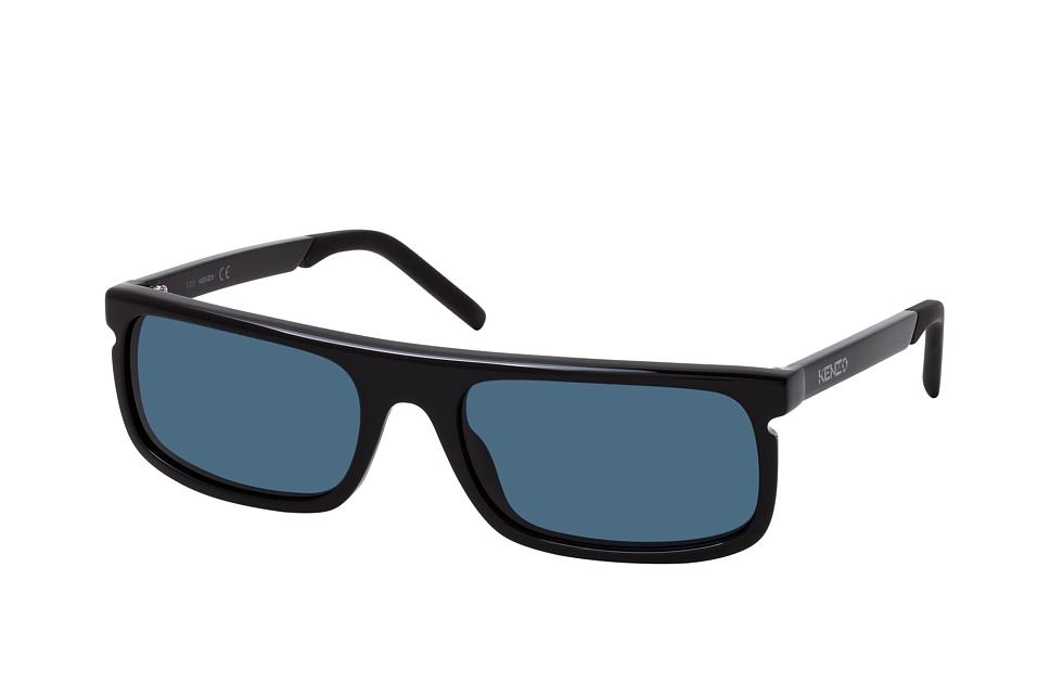 kenzo -  KZ 40121 I 01V, Quadratische Sonnenbrille, Herren, in Sehstärke erhältlich