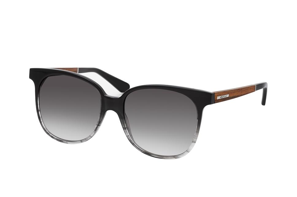 wood fellas -  Aspect 11713 6860, Cat Eye Sonnenbrille, Damen, in Sehstärke erhältlich