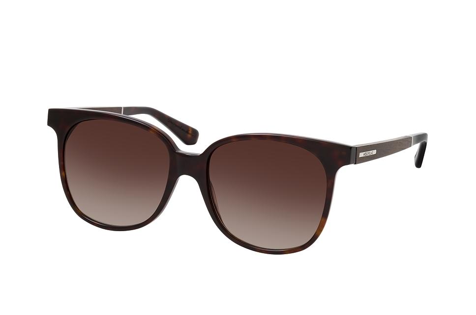wood fellas -  Aspect 11713 6885, Cat Eye Sonnenbrille, Damen, in Sehstärke erhältlich