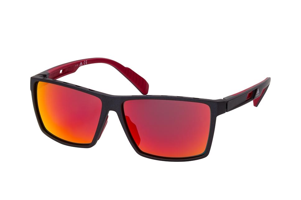 adidas -  SP 0034 02L, Quadratische Sonnenbrille, Herren