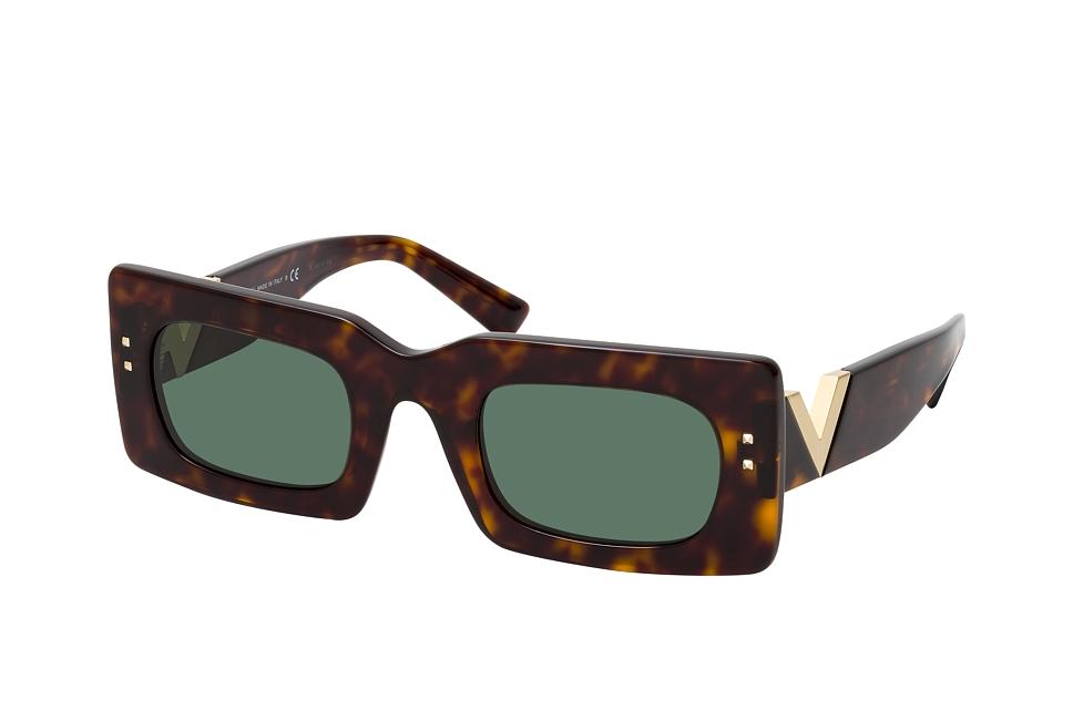 valentino -  VA 4094 500271, Rechteckige Sonnenbrille, Damen, in Sehstärke erhältlich