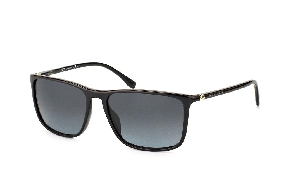 boss -   0665/S/IT 807 9O, Quadratische Sonnenbrille, Herren, in Sehstärke erhältlich