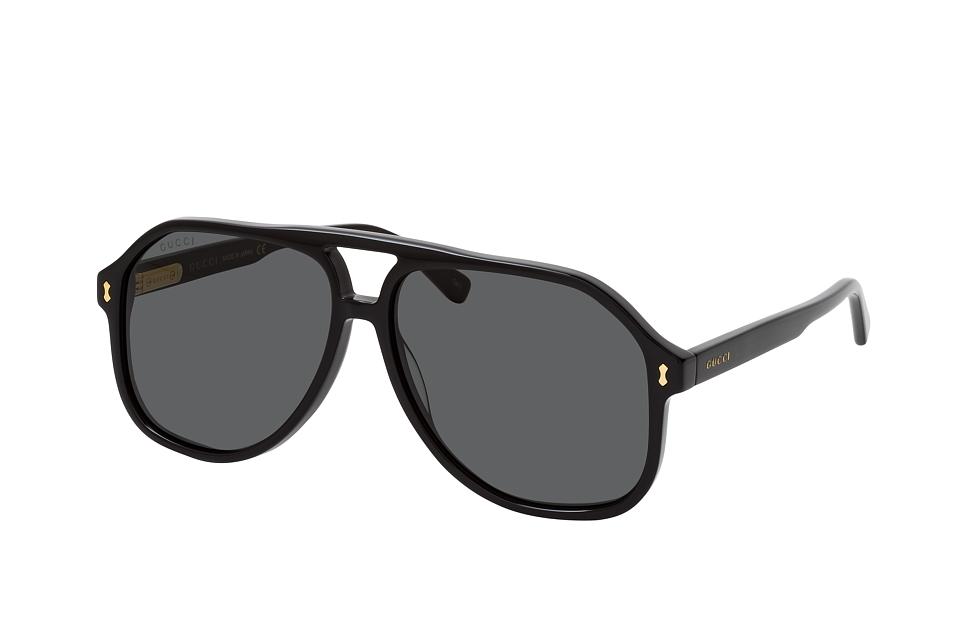 gucci -  GG 1042S 001, Aviator Sonnenbrille, Herren