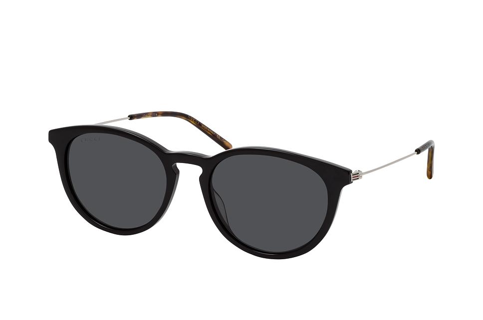 gucci -  GG 1048S 001, Runde Sonnenbrille, Herren, in Sehstärke erhältlich