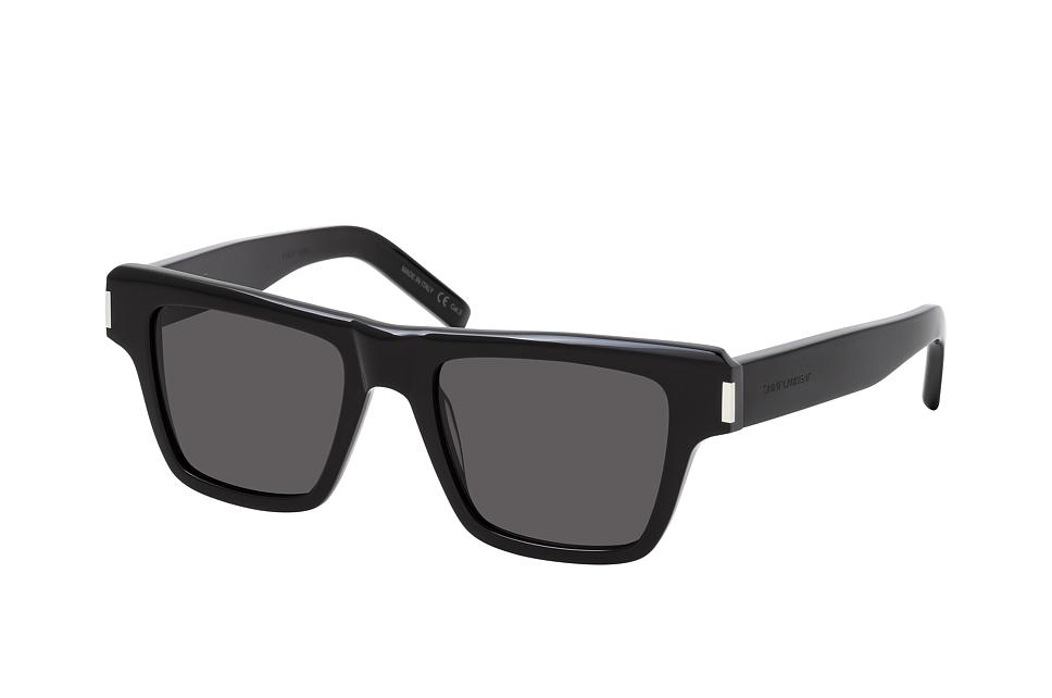 saint laurent -  SL 469 001, Rechteckige Sonnenbrille, Herren, in Sehstärke erhältlich