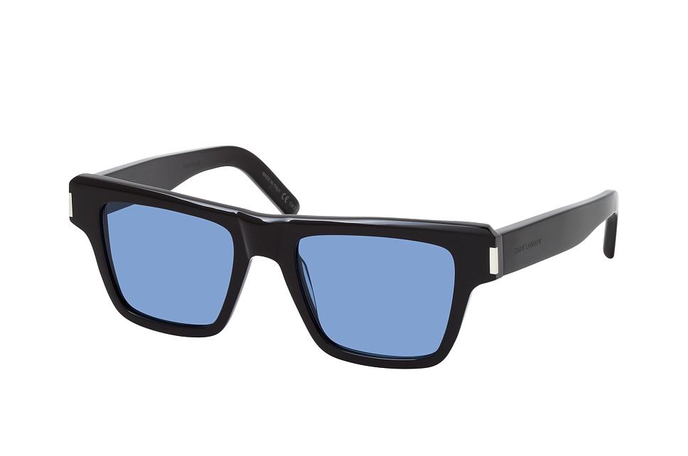 saint laurent -  SL 469 005, Rechteckige Sonnenbrille, Herren, in Sehstärke erhältlich