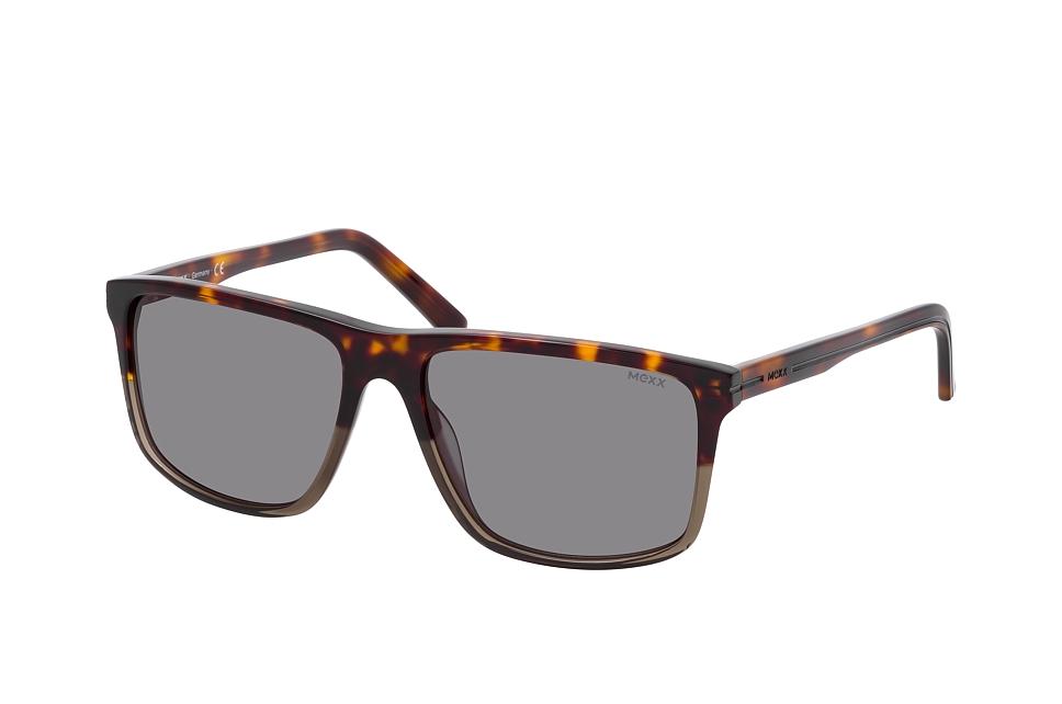 mexx -  6499 200, Quadratische Sonnenbrille, Herren, in Sehstärke erhältlich