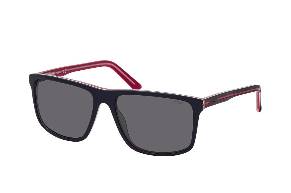 mexx -  6499 300, Quadratische Sonnenbrille, Herren, in Sehstärke erhältlich