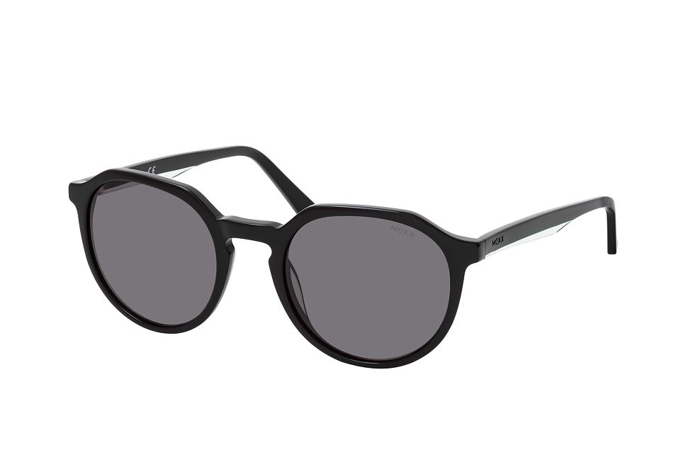 mexx -  6500 100, Runde Sonnenbrille, Herren, in Sehstärke erhältlich