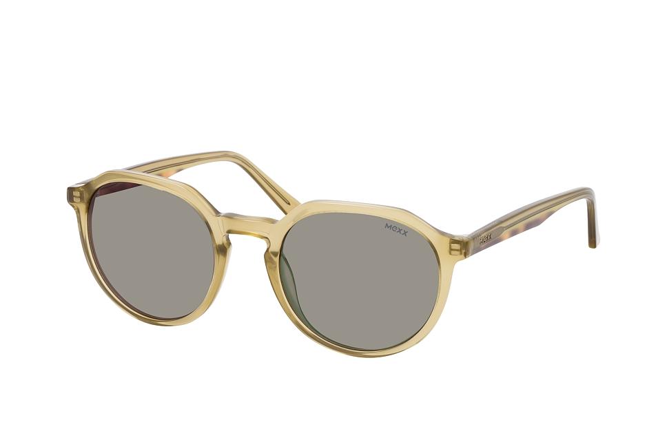 mexx -  6500 200, Runde Sonnenbrille, Herren, in Sehstärke erhältlich