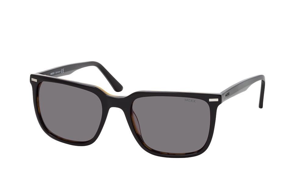 mexx -  6501 100, Quadratische Sonnenbrille, Herren, in Sehstärke erhältlich