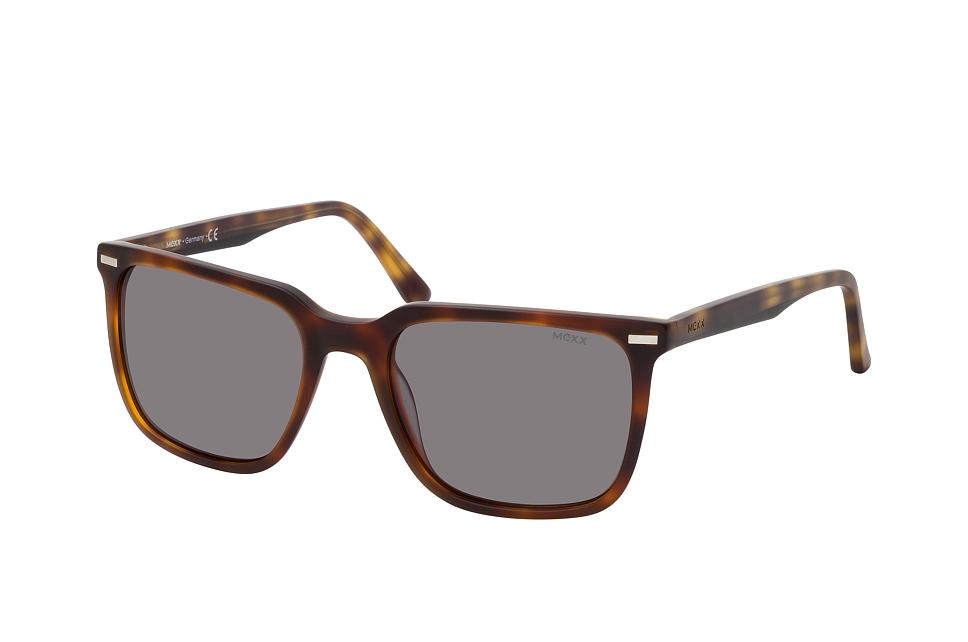 mexx -  6501 300, Quadratische Sonnenbrille, Herren, in Sehstärke erhältlich
