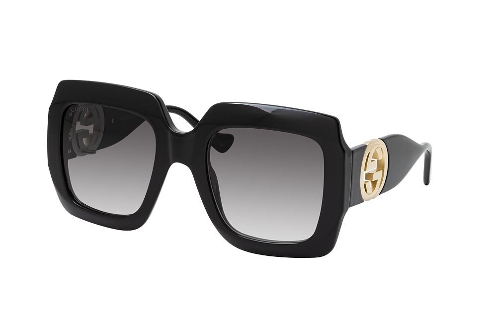 gucci -  GG 1022S 001, Quadratische Sonnenbrille, Damen