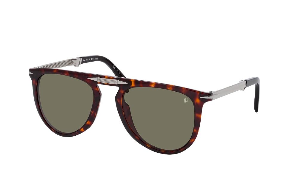 david beckham -  DB 1039/S/FD 086, Aviator Sonnenbrille, Herren, in Sehstärke erhältlich