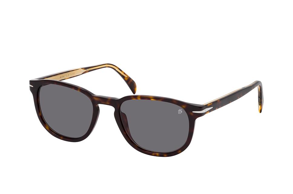 david beckham -  DB 1070/S 086, Runde Sonnenbrille, Herren, in Sehstärke erhältlich