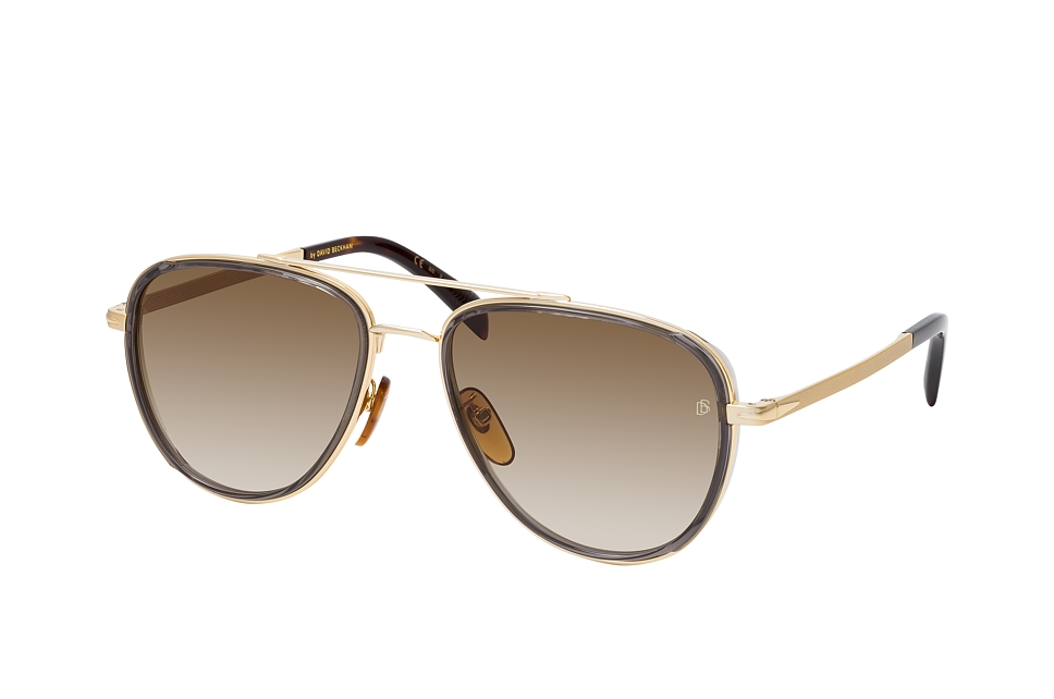 david beckham -  DB 7068/G/S 2F7, Aviator Sonnenbrille, Herren