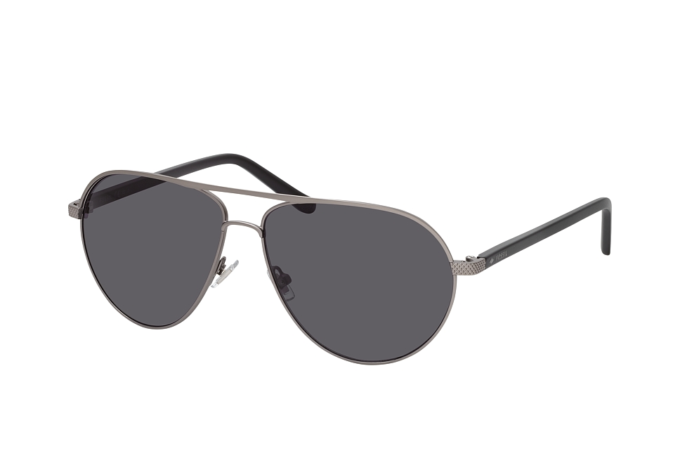 fossil -  FOS 3125/G/S R80, Aviator Sonnenbrille, Herren