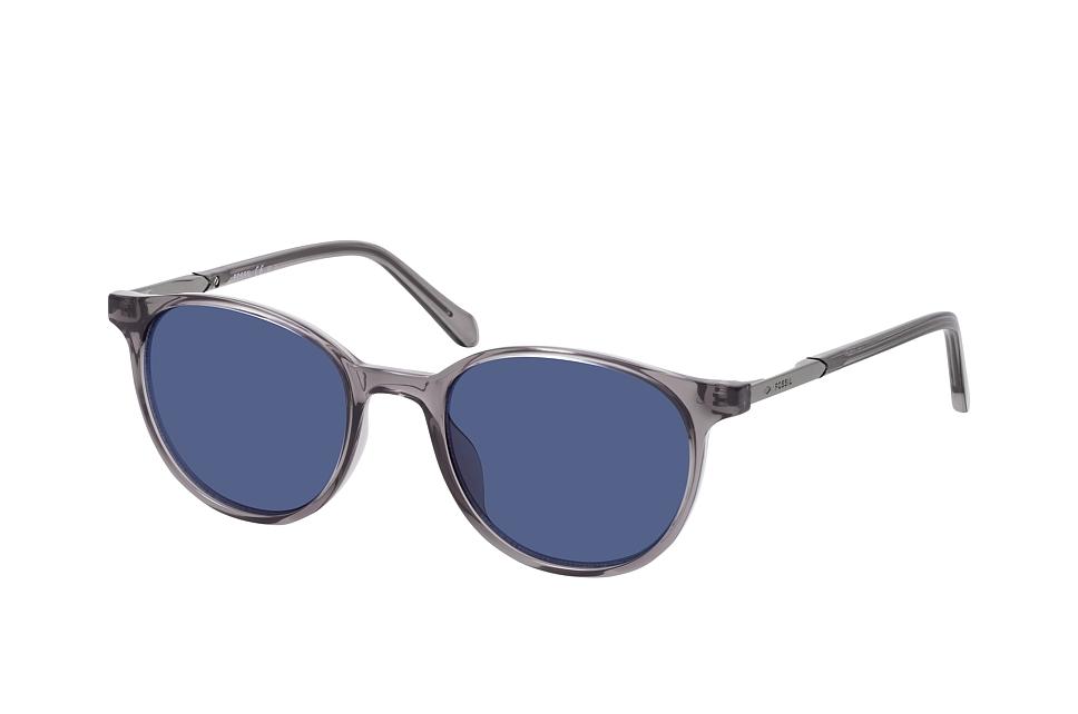 fossil -  FOS 3124/S 63M, Runde Sonnenbrille, Herren, in Sehstärke erhältlich