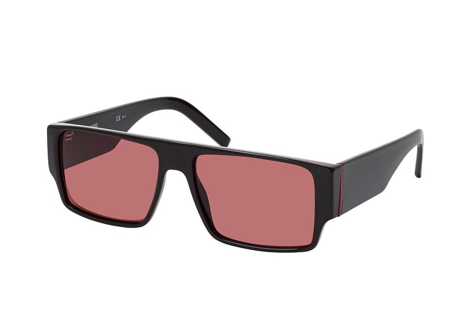hugo boss -  HG 1165/S 807, Quadratische Sonnenbrille, Herren, in Sehstärke erhältlich