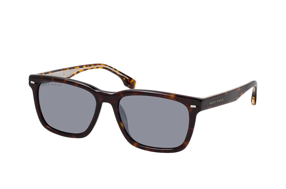 boss -   1318/S 086, Quadratische Sonnenbrille, Herren, in Sehstärke erhältlich