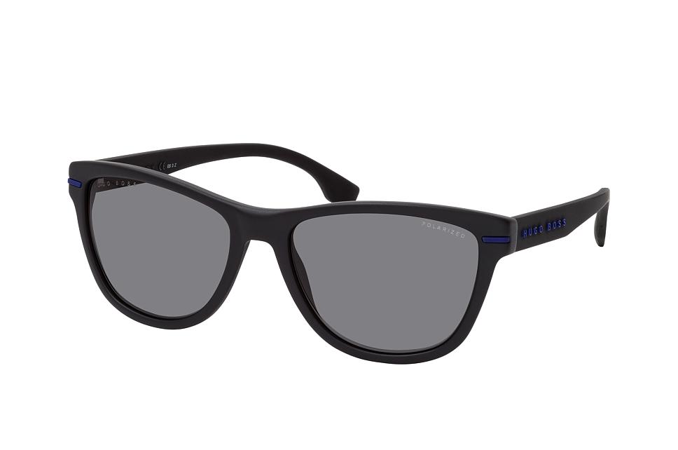 boss -   1321/S 0VK, Rechteckige Sonnenbrille, Herren, polarisiert, in Sehstärke erhältlich