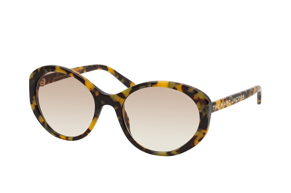 marc jacobs -  MARC 520/S A84, Runde Sonnenbrille, Damen, in Sehstärke erhältlich