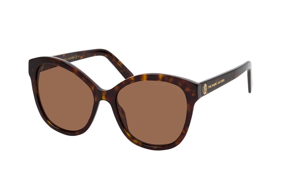 marc jacobs -  MARC 554/S 086, Runde Sonnenbrille, Damen, in Sehstärke erhältlich