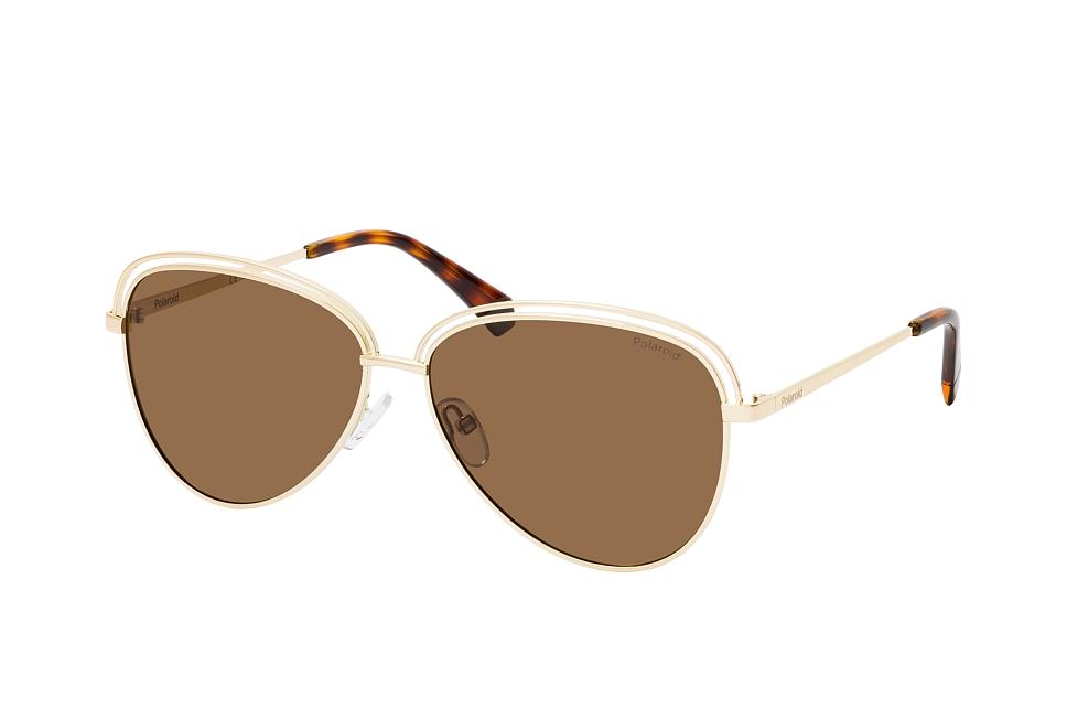 polaroid -  PLD 4103/S 01Q, Aviator Sonnenbrille, Damen, polarisiert, in Sehstärke erhältlich