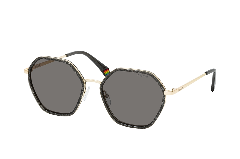 polaroid -  PLD 6147/S/X KB7, Quadratische Sonnenbrille, Damen, polarisiert, in Sehstärke erhältlich