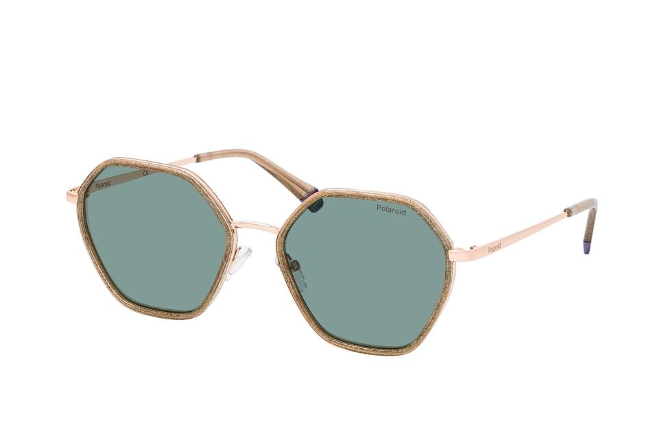 polaroid -  PLD 6147/S/X 10A, Quadratische Sonnenbrille, Damen, polarisiert, in Sehstärke erhältlich