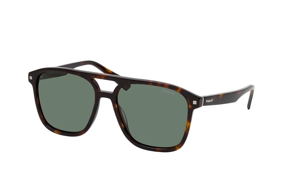 polaroid -  PLD 2118/S/X 086, Aviator Sonnenbrille, Herren, polarisiert, in Sehstärke erhältlich
