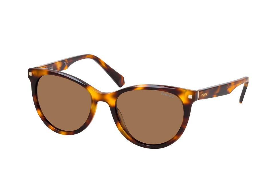 polaroid -  PLD 4111/S/X 086, Cat Eye Sonnenbrille, Damen, polarisiert, in Sehstärke erhältlich