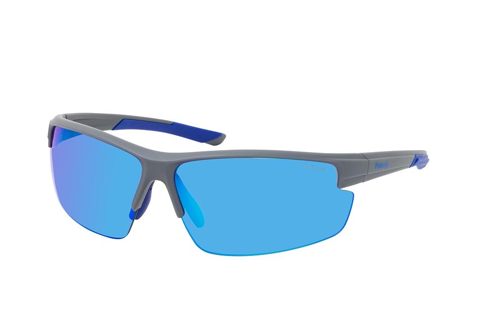 polaroid -  PLD 7027/S RIW, Rechteckige Sonnenbrille, Herren, polarisiert
