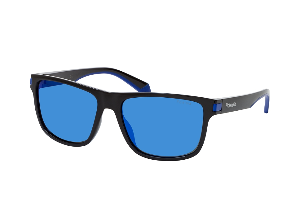 polaroid -  PLD 2123/S D51, Quadratische Sonnenbrille, Herren, polarisiert, in Sehstärke erhältlich