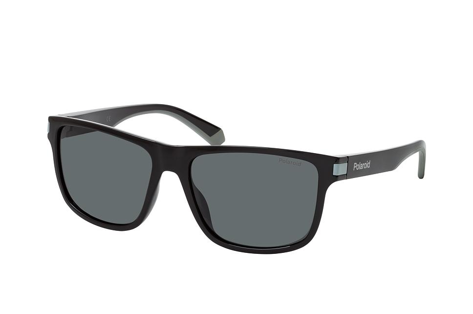 polaroid -  PLD 2123/S 08A, Quadratische Sonnenbrille, Herren, polarisiert, in Sehstärke erhältlich